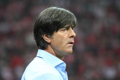 Joachim Low Lizenzfreie Stockfotos