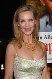Joan Allen Stock Image