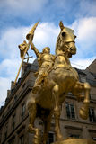 Joan of Arc - Jeanne d'Arc Royalty Free Stock Images
