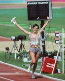 Joan Benoit Stock Image