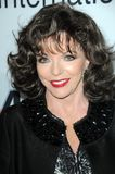 Joan Collins stockbilder