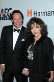 Joan Collins Stock Photos