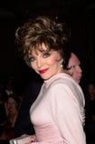 Joan Collins Lizenzfreie Stockfotos