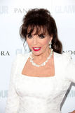Joan Collins. Arriving for the 013 Glamour Women of The Year Awards, Berkeley Square, London. Picture by: Henry Harris / Featureflash Royalty Free Stock Image