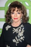 Joan Collins royalty free stock images