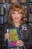 Joan Collins imagem de stock royalty free
