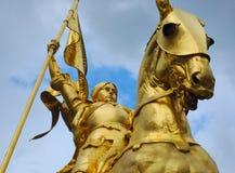 Joan dell'arco Immagine Stock Libera da Diritti