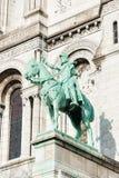 Joan della statua dell'arco Immagine Stock