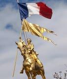 Joan des Lichtbogens - New Orleans - USA Lizenzfreies Stockfoto