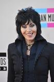 Joan Jett foto de stock