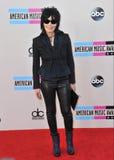 Joan Jett fotografia de stock