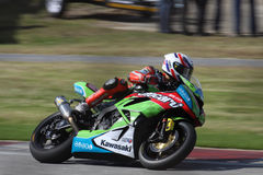 Joan Lascorz Kyalami 2010 Photo stock