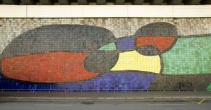 Joan Miro royalty free stock photo