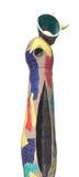 Joan Miro Dona i Ocell image libre de droits