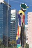 Joan Miro Dona i Ocell Stock Photography