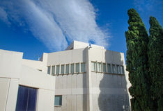 Joan Miro Foundation Museum Royalty Free Stock Photography