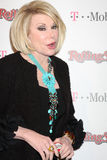 Joan Rivers Stock Images