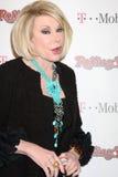 Joan Rivers imagens de stock