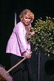 Joan Rivers exécute photographie stock