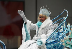Joan Rivers - Macy's Thanksgiving Day Parade 2010 Stock Photos