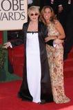 Joan Rivers,Melissa Rivers Royalty Free Stock Photos