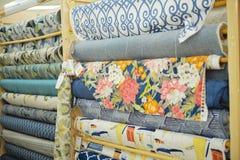 Joann Fabrics et compagnie de métiers de l'intérieur dans le magasin Images stock