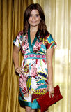 Joanna Garcia Stockbild