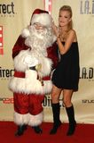 Joanna Krupa. At the Remember To Give Holiday Party hosted by L.A. Direct Magazine, E! Network and Ronald McDonald Charities. Les Deux, Hollywood, CA. 12-13-07 royalty free stock photography