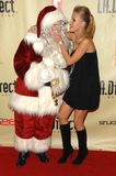 Joanna Krupa. At the Remember To Give Holiday Party hosted by L.A. Direct Magazine, E! Network and Ronald McDonald Charities. Les Deux, Hollywood, CA. 12-13-07 stock photos