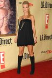 Joanna Krupa. At the Remember To Give Holiday Party hosted by L.A. Direct Magazine, E! Network and Ronald McDonald Charities. Les Deux, Hollywood, CA. 12-13-07 stock image