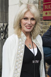 Joanna Lumley obrazy stock