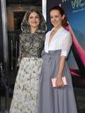 Joanna Newsom & Jena Malone Royalty Free Stock Photo