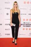 Joanne Froggatt. Arriving for the Moet British Independent Film Awards 2013 at Old Billingsgate, London. 08/12/2013 Picture by: Steve Vas / Featureflash Royalty Free Stock Photos