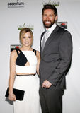 Joanne Froggatt and James Cannon Royalty Free Stock Photography