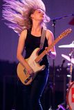 Joanne Shaw Taylor Photographie stock