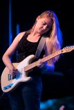 Joanne Shaw Taylor Stock Images