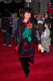Joanne Worley. Actress JOANNE WORLEY at the world premiere in Hollywood of Disney's The Emperor's New Groove. 10DEC2000.   Paul Smith/Featureflash Royalty Free Stock Photography