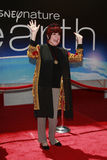 """Joanne Worley. At the unvieling of his new Whalescape at the """"Earth"""" World Premiere at the El Capitan Theatre April 18, 2009 - Hollywood, California Royalty Free Stock Photo"""