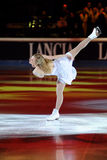 Joannie Rochette à la récompense d'or du patin 2011 Photos stock