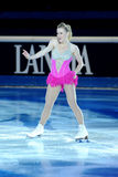 Joannie Rochette at 2011 Golden Skate Award Royalty Free Stock Image