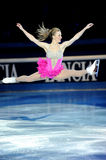 Joannie Rochette at 2011 Golden Skate Award Royalty Free Stock Photography