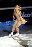 Joannie Rochette at 2011 Golden Skate Award Royalty Free Stock Images
