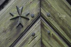 Joannites - Maltese Cross Royalty Free Stock Images