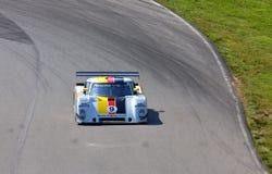 Joao Barbosa races the Porsche DP Stock Images