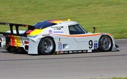 Joao Barbosa races the Porsche Stock Image