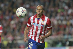 Joao Miranda Final Champion League 2014 Royalty Free Stock Photo