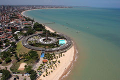 Joao pessoa, city in brazil Stock Photo