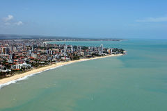 Joao pessoa, city in brazil Royalty Free Stock Images