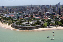 Joao pessoa, city in paraiba, brazil Stock Photo