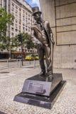 Joaquim Nabuco statue - Rio de Janeiro Stock Photo